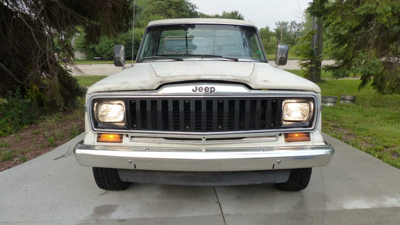 Our Jeep J10 Pickup Is Running And Driving Sort Of
