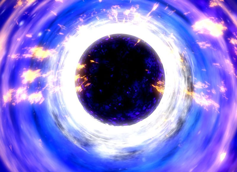 "Illustration for article titled Michigan Newspaper Claims the Large Hadron Collider Is Being Used as a ""Stargate"""