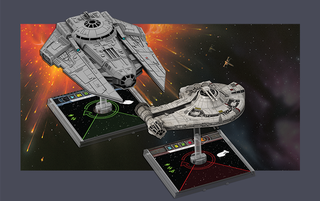 Illustration for article titled Dash Rendar's Ride Is One Of The New Star Wars Spaceship Toys