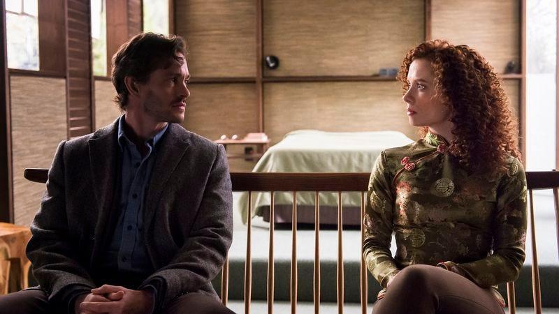 Hugh Dancy, Lara Jean Chorostecki (NBC)