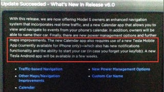 Illustration for article titled Tesla Owners Will Be Able to Start Their Cars With Only an iPhone