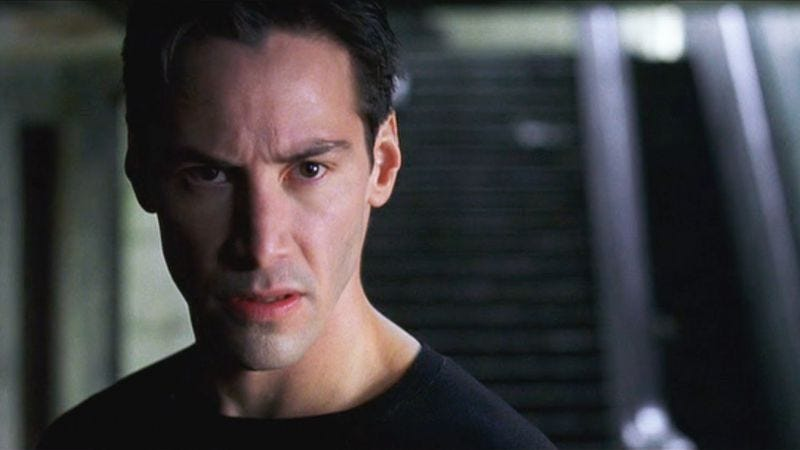 Illustration for article titled Keanu Reeves to play a neuroscientist