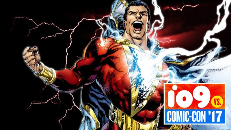 DC will shoot Shazam! next