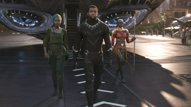 Black Panther Is Coming Back to Theaters in Honor of Black History Month (and Maybe to Build More Oscar Buzz)