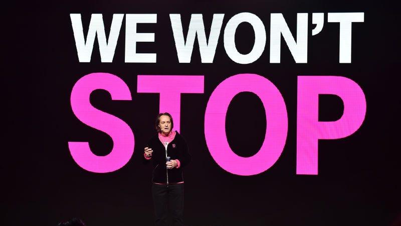 Illustration for article titled T-Mobile's Binge On Program Violates Net Neutrality, Says Stanford Study