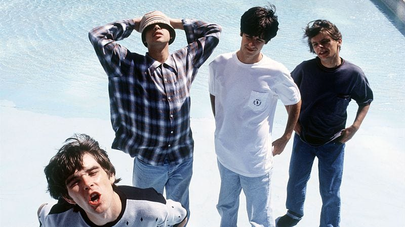 The Stone Roses (Photo: Brian Rasic/Getty Images)