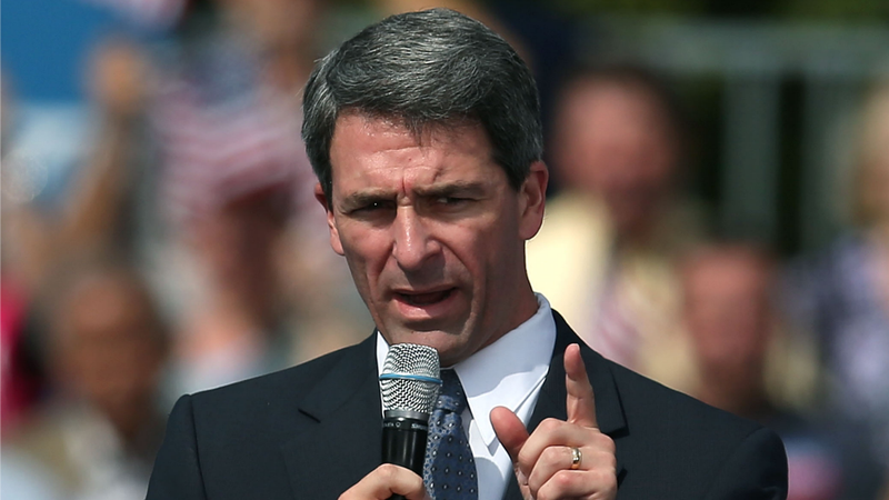 Illustration for article titled Maybe-VA Gov Ken Cuccinelli Trying To Ban Oral Sex, Anal Sex, Rainbows