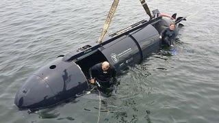 Is This Semi-Autonomous Mini Submarine The SEALs' Next Super Weapon?