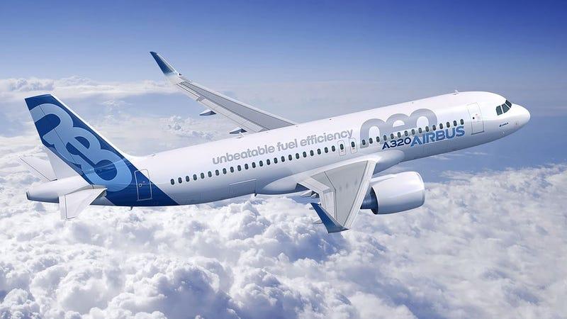 El nuevo A320neo de Airbus