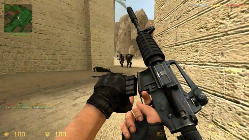 Illustration for article titled Acusan a Valve de añadir un sonido a Counter-Strikeque altera la estrategia del juego