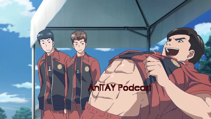 Illustration for article titled AniTAY Podcast Season 3 Episode 2