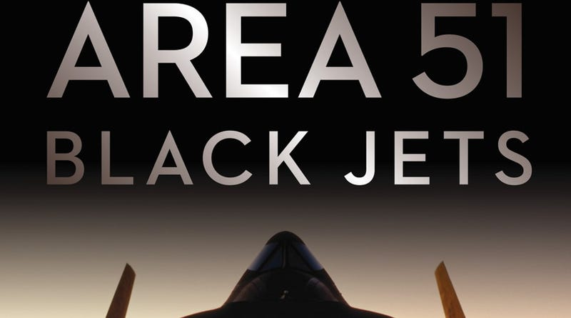 Illustration for article titled Area 51 Black Jets uncovers the history of America's most secret airbase