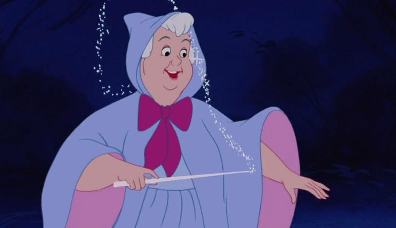 One of the scripts on the 2016 Black List is called Fairy Godmother, and it's exactly what you think. Image: Disney