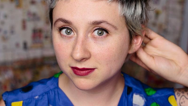 Allison Crutchfield (Photo: Jonathan Purvis)