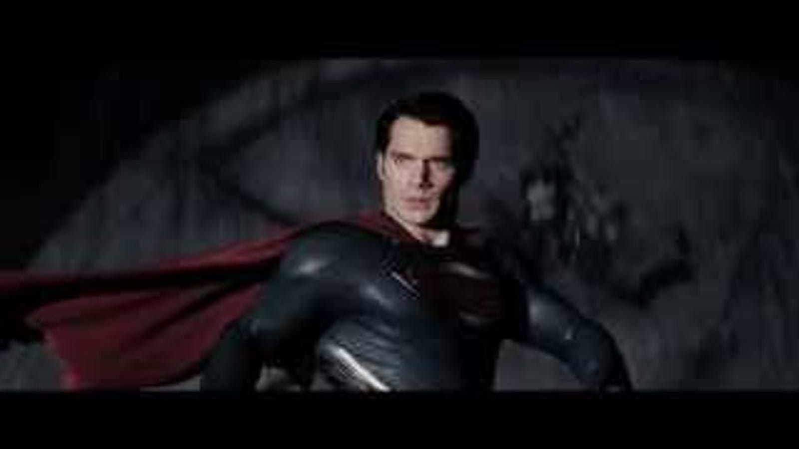 The Final Man of Steel Trailer Is Pretty Epic