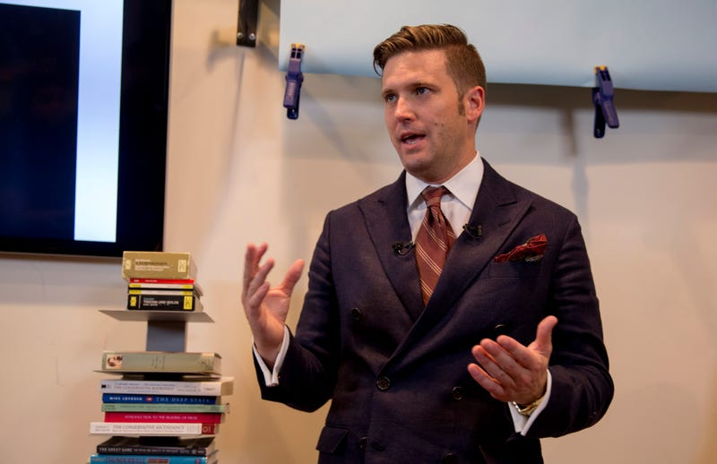 White Nationalist Group Sues MSU for Blocking Richard Spencer Speech