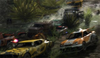 Illustration for article titled Fresh Motorstorm Pacific Rift Screens