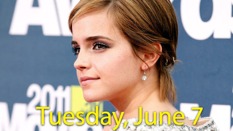 Illustration for article titled Fame, Not Bullying, Made Emma Watson Leave College