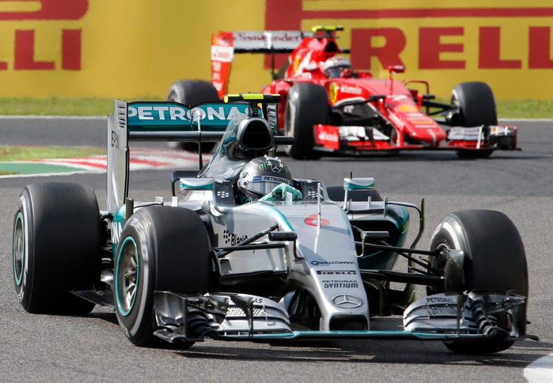 Illustration for article titled Engineer Allegedly Tries To Play Spy By Stealing Mercedes F1 Team's Data, Gets Sued