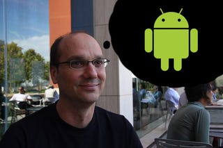 Android Creator Andy Rubin Reportedly Wants to Make His Own