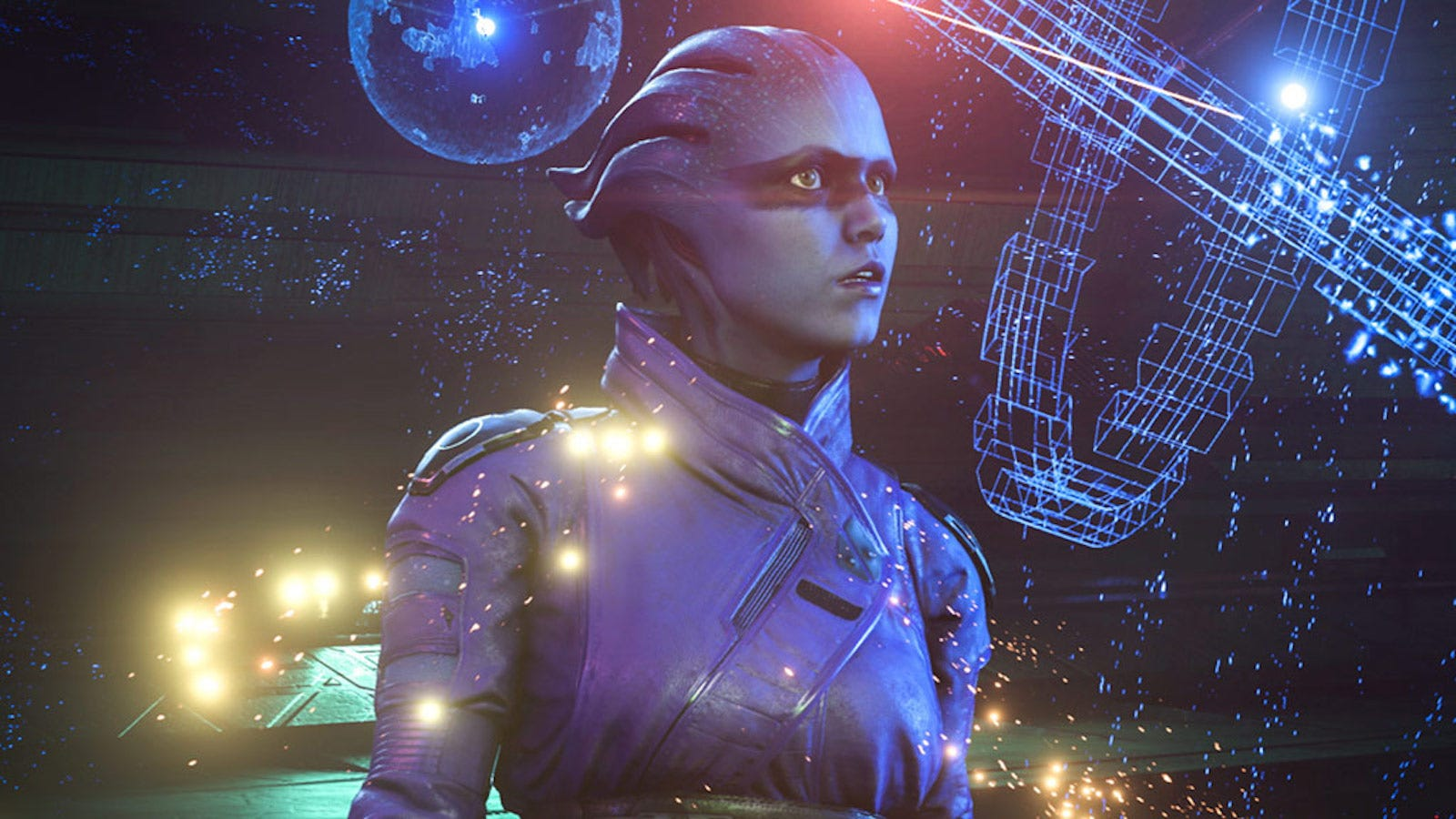 The Story Behind Mass Effect: Andromeda's Troubled Five-Year Development
