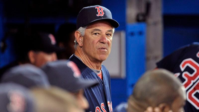 BOSTONu2014Red Sox Manager Bobby Valentine Announced At A Press Conference  Thursday That The U201cRed Sox Suck Total Shit This Yearu201d And Confirmed His  Hatred Of U201c ...