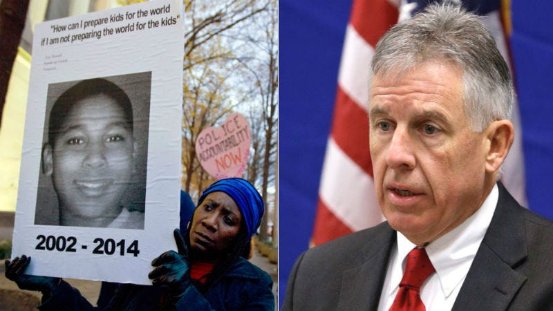 Illustration for article titled The Grand Jury in the Tamir Rice Case May Have Never Even Voted on the Non-Indictment