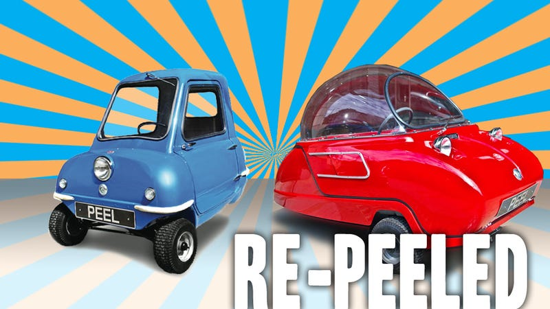 Illustration for article titled The World's Smallest Cars Are Back On Sale, For Insane Money