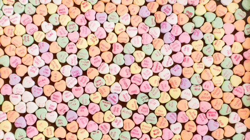 Illustration for article titled Nation braces for candy flirtation fail with Valentine's Day Sweetheart shortage