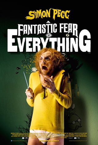 Illustration for article titled Fantastic Fear of Everything Poster