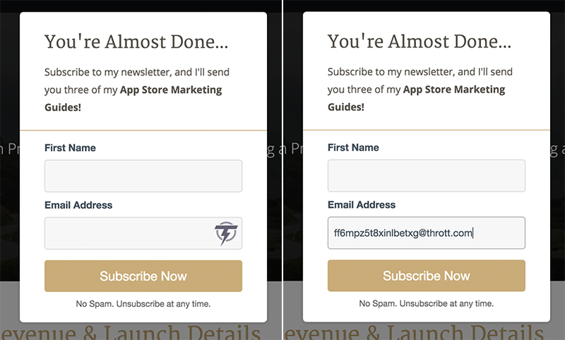 Illustration for article titled Throttle Keeps Your Inbox Clutter-Free By Making Your Email Address Private
