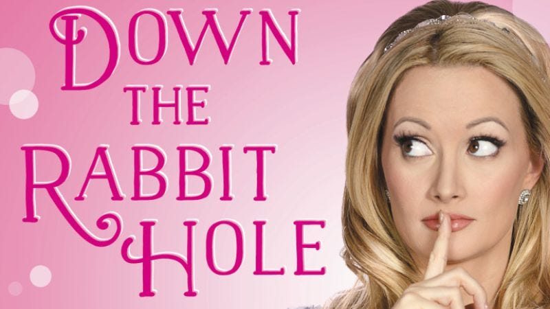 Illustration for article titled Holly Madison's fascinating memoir takes down Hef and everyone else