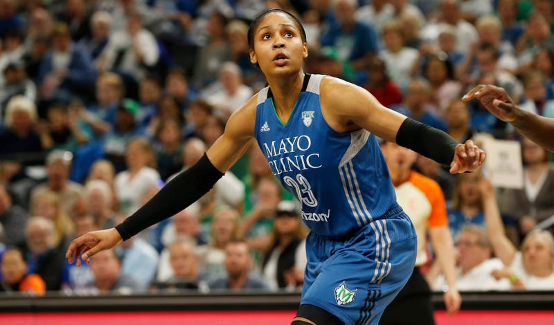 Illustration for article titled Maya Moore Announces She Will Take A Break From Basketball