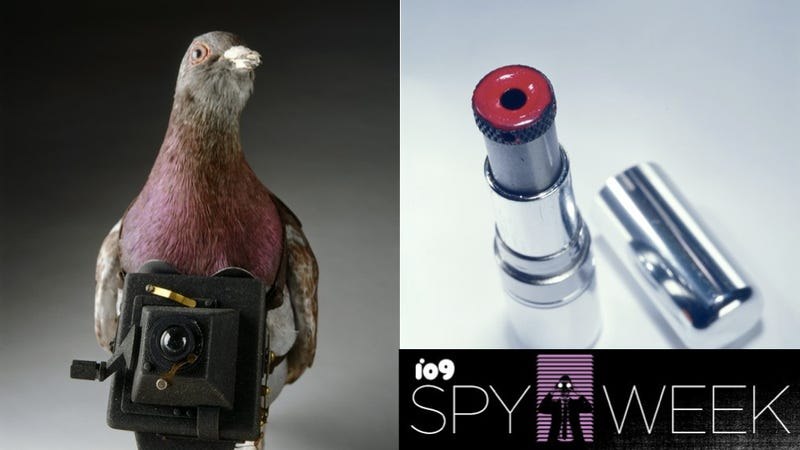 Illustration for article titled The Most Fascinating Spy Gear From The Spy Museum's Archives