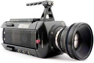 Illustration for article titled Phantom Flex Camcorder Shoots 1080p Video at 2,800fps