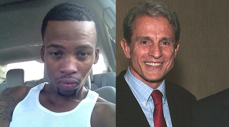 Gemmel Moore was found dead inside the home of wealthy Democratic donor Ed Buck (Gemmel Moore via Facebook; Ed Buck via Facebook)