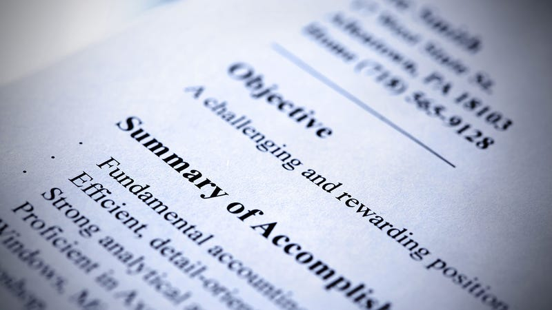 how to approach writing a resume when you re a jack of all trades