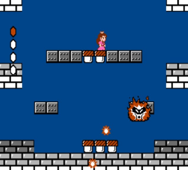 Princess Peach Was The Best Character In Super Mario Bros 2