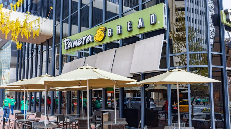 Illustration for article titled Employee exposes Panera Bread for being a normal restaurant