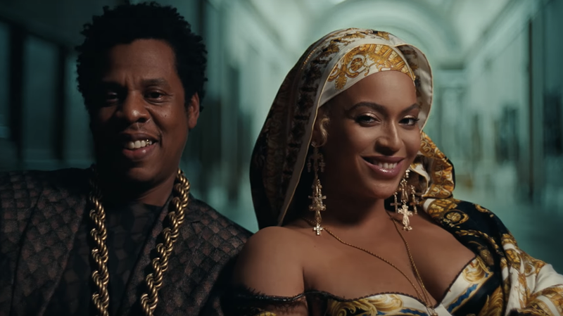 Illustration for article titled The Louvre Is Doing a Beyoncé and Jay-Z Inspired Tour, Thanks to 'APESHIT'
