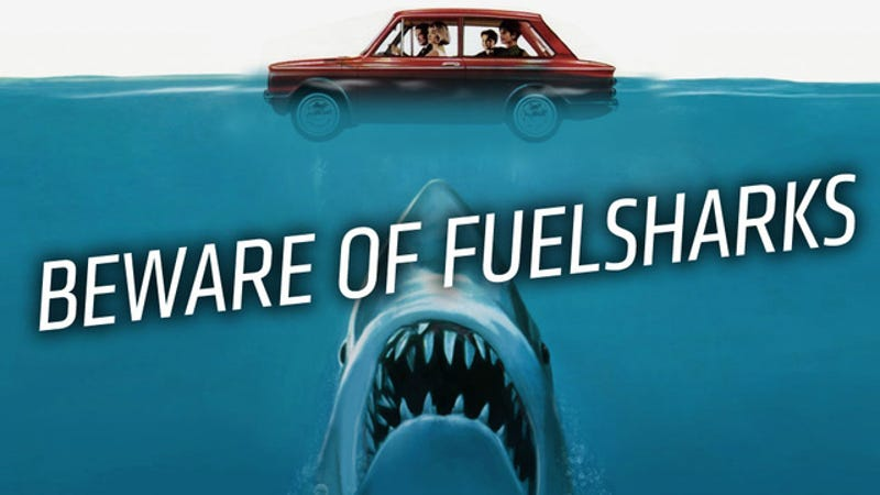Illustration for article titled The Fuelshark Won't Save You Gas Because It Runs On Bullshit