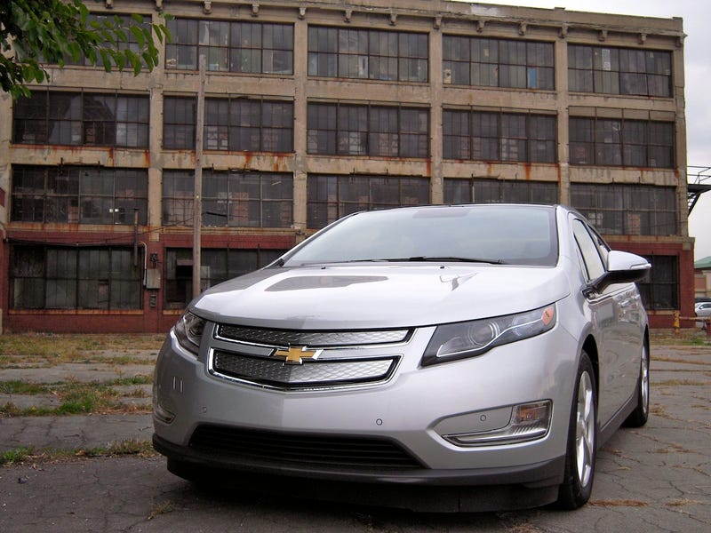Illustration for article titled Chevrolet Volt: First Drive
