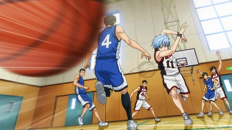 Illustration for article titled Kuroko No Basuke - Spoiler Free Season 1 Review