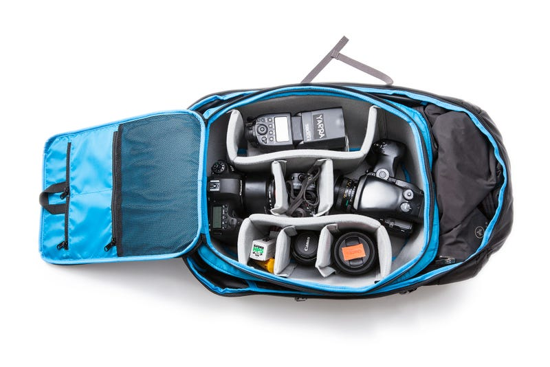 Illustration for article titled The Ultimate Photographer's Backpack?