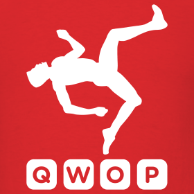 Illustration for article titled The Sign-Off Graveyard Shift*Classic Edition - Runners Take Your QWOP