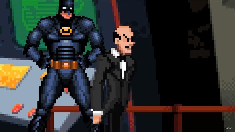 Illustration for article titled Batman's faithful butler Alfred has finally had it with his employer