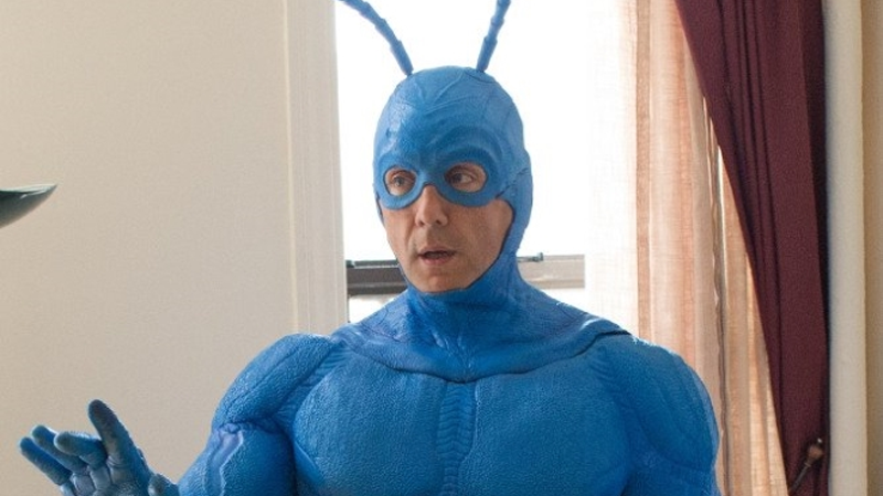 Illustration for article titled Good News! Amazon's Going to Make a Full Season of The Tick