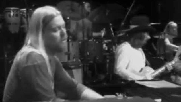 The Allman Brothers Band -- 'Jessica'