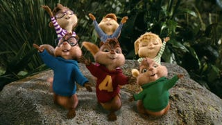 Illustration for article titled The exact formula for writing Alvin and the Chipmunks: Chip-Wrecked