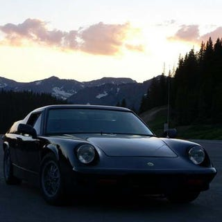 Illustration for article titled Defying Stereotypes, Lotus Europa Proves Rock-Solid On Heroic Cross-Country Trek
